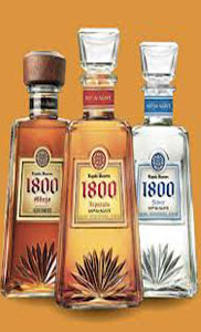 1800 Silver 100 proof 750ml