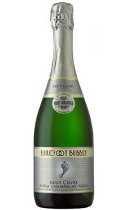 Barefoot Brut Bubbly 750ml