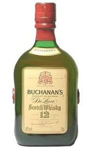Buchanan's 12 years 750ml