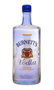 Burnett's Vodka 750ml