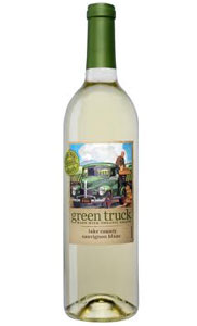 Green Truck Sauv Blanc 750ml