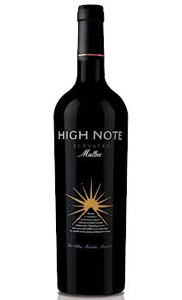 High Note Malbec 750ml