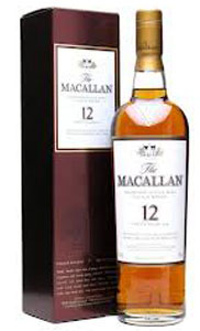 Macallan 12 Years 750ml