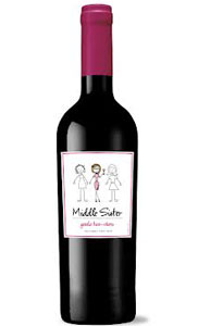 Middle Sister Pinot Noir 750ml