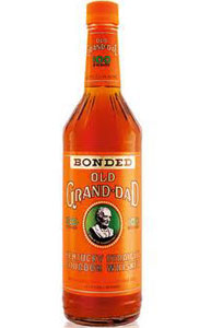 Old Grand Dad 100 proof 750ml