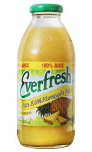 Pineapple Juice 16oz