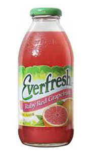 Ruby Red Grape Fruit Juice 16oz