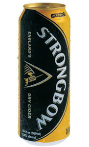 Strongbow 4pk (16oz)
